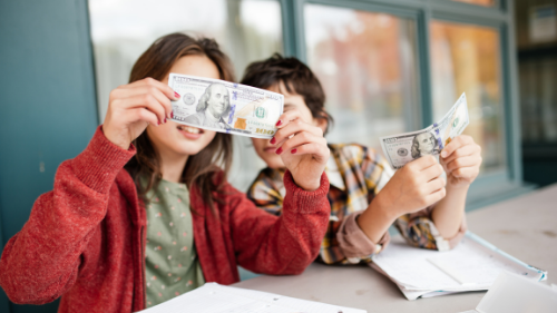 Teaching Children About Credit and Savings