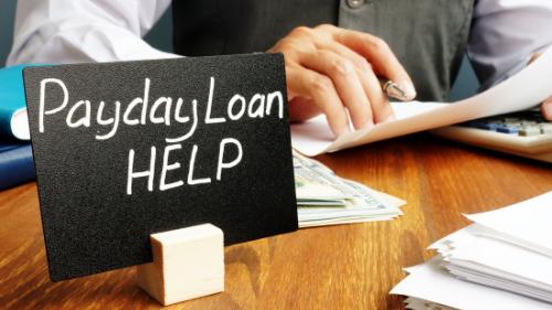 Payday Loans -- Always Avoid Them!