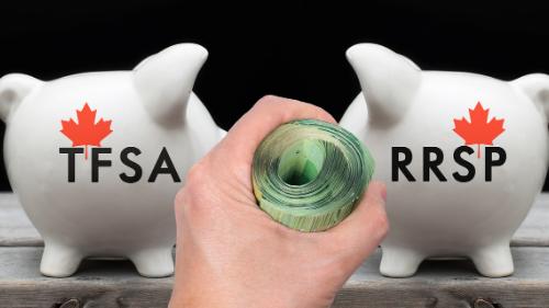 Registered Retirement Savings Plan  vs Tax-Free Saving Account