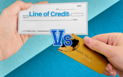 Credit Card vs Line of Credit: Which One Should I Use?
