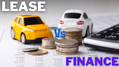 Should I Lease or Finance My Next Car?